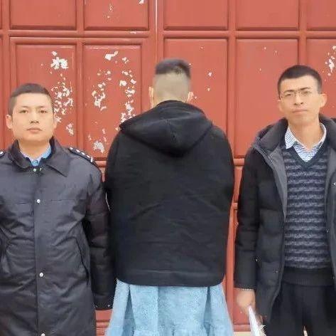 都昌民警协助广西 宾阳警方抓获一名在逃人员